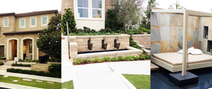 Model Landscaping for Model Homes