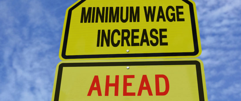 The Impact of Minimum Wage Increases on Your Property & Landscaping