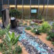 An Indoor/Outdoor Oasis at Palomar Medical Hospital