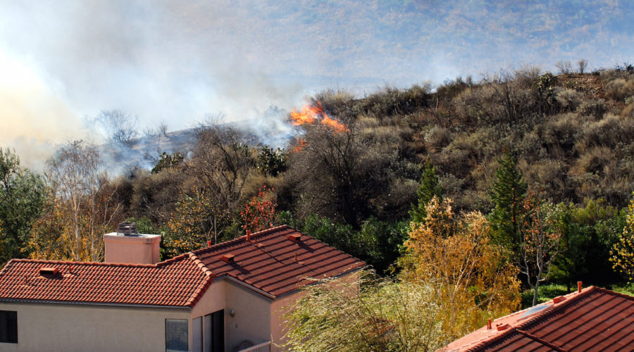 "Fire Prevention: 10 Ways to Create ""Defensible Space"""